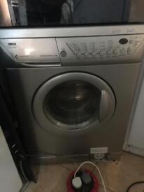19.zanussi washer and dryer
