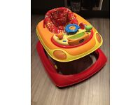 Chicco Band Baby Walker Racer