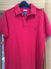 Joules Red Polo Shirt