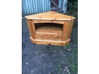 Dovetail Corner tv cabinet/ stand