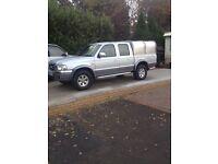 Ford ranger 06 reg 4 door XLT