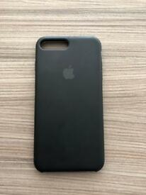Genuine Black Apple 6s plus/7 plus case