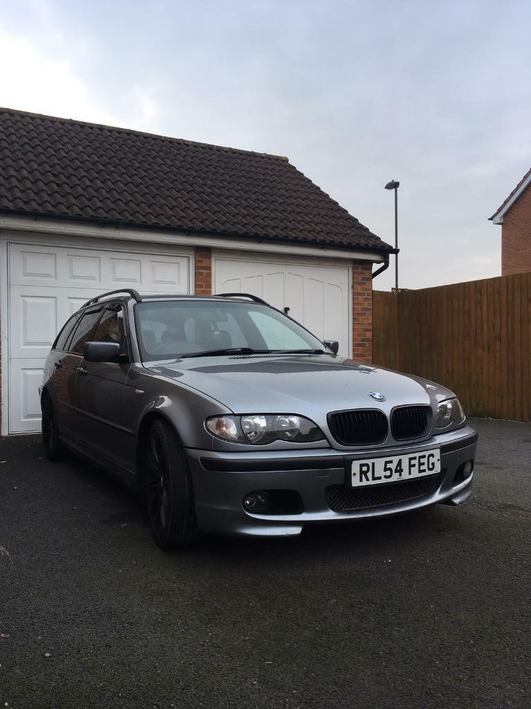bmw e46 320d m sport touring 6 speed manual in bromsgrove worcestershire gumtree. Black Bedroom Furniture Sets. Home Design Ideas