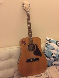 Kimbara Acoustic Western Guitar