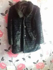 womens coat soze l/xl