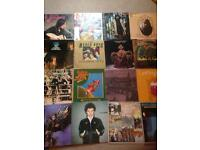 1970s classic rock pop LP records part 1 (£2 each or *6 for £10*