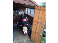 As new Zontes Tiger125cc Learner legal