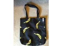 Andy Warhol Bananas Tote Bag
