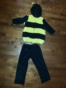Bee Costume Size 4T-5T Excellent Condition Gatineau Ottawa / Gatineau Area image 1