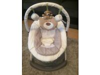 Mothercare Loved So Much Baby Bouncer with User Guide