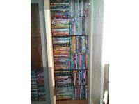Huge bundle ov dvds for sale