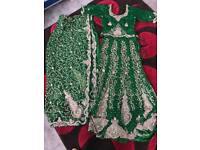 Asian bridle dress
