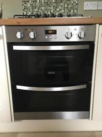Zanussi electric oven and grill