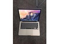 Apple Macbook Pro Retina 13 inch, Late 2013
