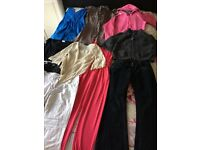 Small bundle of women's clothes. Size 8
