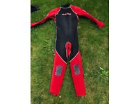 Children's wet suit for 8 yr old