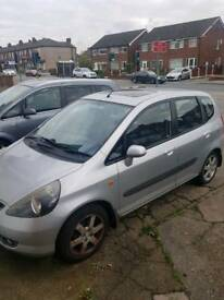 Honda Jazz 1.4 i-DSI SE sport 5dr 12 MONTHS MOT, QUICK SALE DUE TO COMPANY CAR ARRIVING,