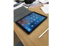 12.9-inch iPad Pro | Space Grey | Wi‑Fi + Cellular | 128GB