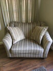 John Lewis snuggle chair