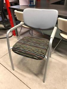 Haworth Guest Chairs - $49.00