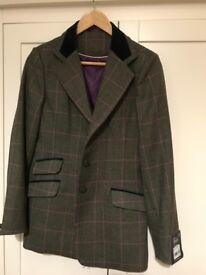 Ladies Tweed Show Jacket