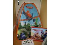 Brand new tent boxed Disney pop up tent