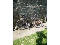 "Mountain Bike - Cannondale M400 Aluminium 20"" frame - 24 speed"