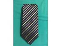 New pure silk men's tie