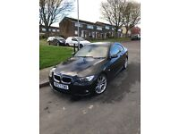 Bmw 3 series 2.0l coupe - Red leather