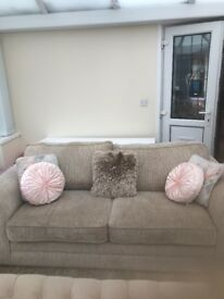 Two Fenwicks two seater sofa for sale good condition