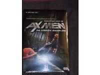 AX MEN 8 DVD BOX SET (New & Boxed)