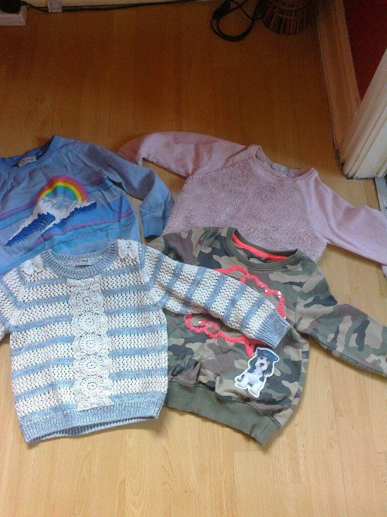 girls winter bundle 3-4 yrs next