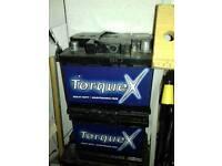 Torque car battery