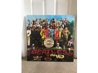 Beatles Canvas - Sgt Pepper's Lonely Hearts Club Band