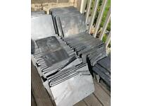 Spanish roof slate 16 x 10 approx 200 of