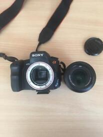 Sony A200 DSLR Camera