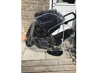 Hauck free rider double pushchair