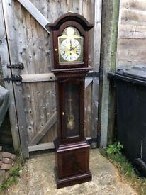 Grandmother clock Thomas byrne