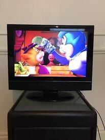 "Technika 22"" HD Flatscreen TV + DVD Player"