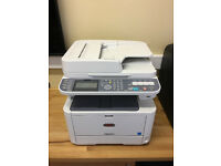 OKI Printer, scanner, copier and faxer all in one! Great working condition