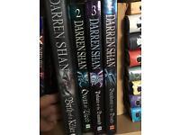 Darren shan kids book collection 1-7