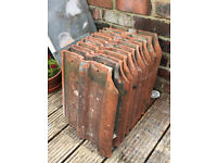 Double Roman Clay Roof Tiles - Free