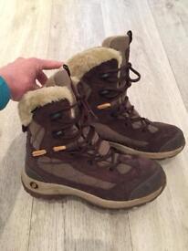Jack Wolfskin Winter Boots Ladies Size 5