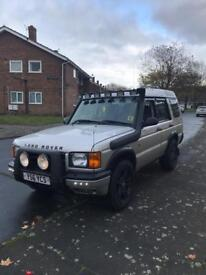 Landrover Discovery Td5 Ready For Winter!!
