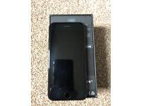 iPhone 7 Unlocked 128GB jet black Excellent condition