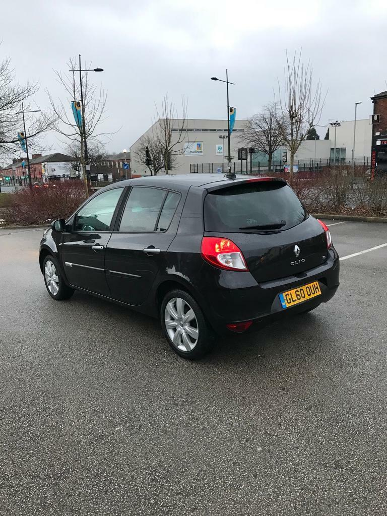 2011 RENAULT CLIO GT LINE TCE (CAT N) VAUXHALL CORSA