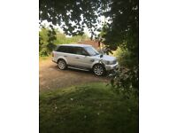 Land Rover Range Rover Sport TD V6 SE 2.7L, Silver, Immaculate Condition,