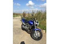 Honda cb600 hornet great first bike for any new full license holders. Starts first time, low mileage