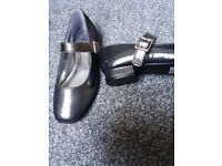 Girls party shoes by M&S New