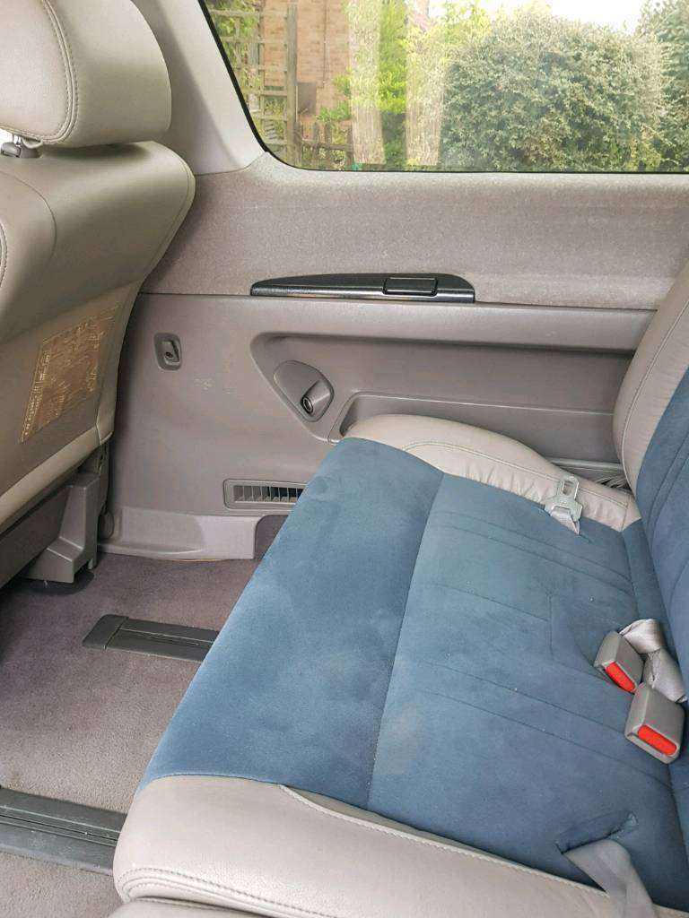 Fabulous Nissan Elgrand E50 Bench Seat Spare Parts Seat Trim In Lincoln Lincolnshire Gumtree Dailytribune Chair Design For Home Dailytribuneorg